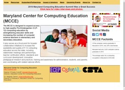 Maryland Center for Computing Education